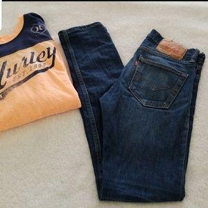 Levi Strauss 510 Skinny Jean's
